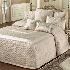 Bedding Engaging Silk Allure Fawn Tailored Oversized Quilted ... & Engaging Silk Allure Fawn Tailored Oversized Quilted Bedspread Bedding King  Dimensions 6d780c12bb1958f9b82590688e9 Adamdwight.com