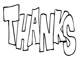 Small Picture Thank You Coloring Pages For Kids Coloring Home
