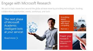 Cambridge Lab Internship Program Microsoft Corporation Armacad