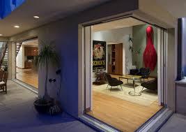 corner sliding glass doors