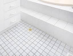 white bathroom floor:  exquisite decoration white bathroom floor tile endearing white bathroom floor tile