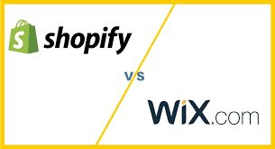Wix Vs Shopify Shopify Vs Wix Which Is The Best Platform Comparison Review 2019