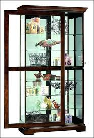 wall curio cabinets wall hanging curio cabinet full size of kitchen small wall curio cabinet long