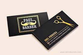 Barber Business Cards Design Top 27 Professional Barber Business Cards Tips Examples
