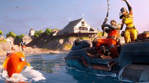 Fortnite Lazy Lake and Hydro 16 time trial locations | PCGamesN