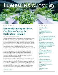 lighting industries lumen insights 2016 issue 4