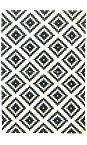 black white geometric rug black and white rug geometric rugs handmade carpet striped black white geometric
