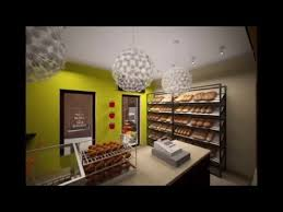 Bakery Shop Interior Design By Target Group Youtube