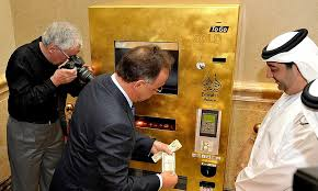 Gold Bar Vending Machine Las Vegas Extraordinary Gold To Go' Vending Machine Opens In Westfield Shopping Centre