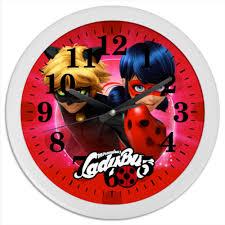 <b>Часы круглые из</b> пластика Леди Баг и Супер-кот #2408333 от Ti ...