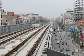 Các dự án đường sắt đô thị ở Hà Nội bây giờ ra sao?   Việt Nam Mới