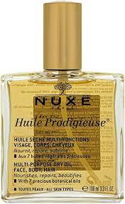 <b>Nuxe</b> Huile <b>Prodigieuse Multi</b>-<b>Usage</b> Dry Oil 100ml: Amazon.co.uk ...
