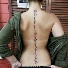Spine Tattoos Quotes 100 Best 24 Best Tattoos Images On Pinterest Tattoo Ideas Tattoo Designs