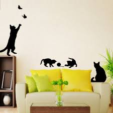 Kitchen Wall Mural Online Get Cheap Cats Wall Mural Aliexpresscom Alibaba Group