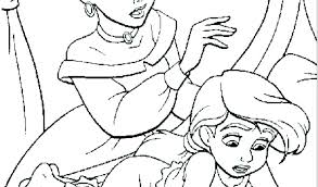 Disney Ariel Coloring Pages Kyudojoinfo