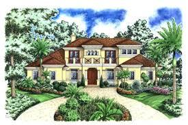 a house plans color elevation mediterranean 5000 sq ft a house plans color elevation mediterranean 5000 sq ft