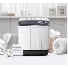 Video Máy giặt mini- Máy giặt mini 2 lồng AUX Máy giặt mini giặt đồ trẻ em -Máy  Giặt mini giặt 5.6kg cho nhà ít người