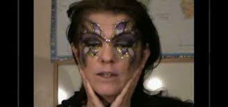 dark faerie makeup look ideas wonderhowto practise