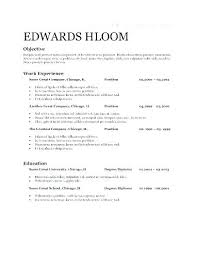 Profile On Resume Example Professional E Resume Examples For