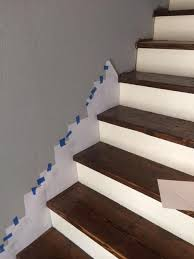Basement Stair Designs Simple How To Make A Skirt Board For Preexisting Stairs In 48