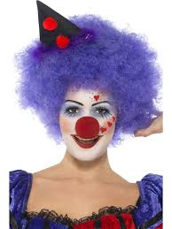clown make up set