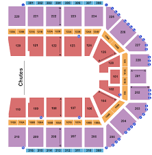 Pbr Moda Center Seating Chart Buy Pbr Professional Bull Riders Tickets Seating Charts