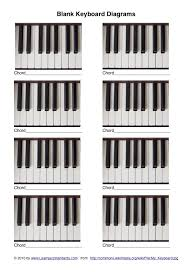 Outstanding Piano Chord Diagrams Image - Song Chords Images - Apa ...