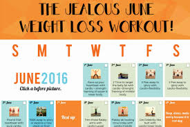 Free Weight Loss : Daily Exercise Calendar | Truweight