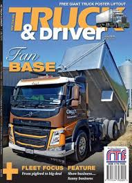 Nz Truck Driver Magazine July 2019 By Nz Truck Driver