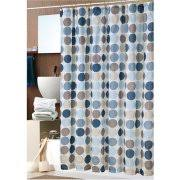 blue and coral shower curtain. mainstays 13 piece fabric shower curtain and decorative hooks set blue coral r
