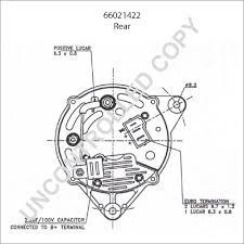 66021422 alternator product details prestolite leece neville