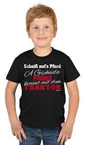 Lustiges Sprüche T Shirt Für Kinder Und Kleine Landwirte Scheiß