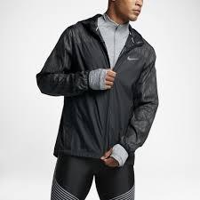 nike shield flash men s running jacket