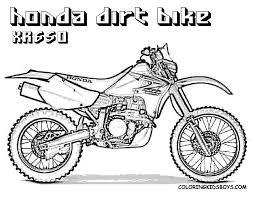 Honda clipart honda dirt bike - Pencil and in color honda clipart ...
