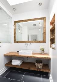 pendant lighting for bathrooms. modern farmhouse cabin pendant lights and box sink lighting for bathrooms