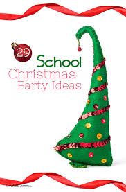 In charge of the classroom Christmas party this year? Check out 29  fantastic ideas to
