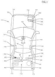 patent us6674182 emergency vehicle wiring harness and control patent drawing