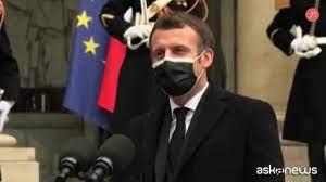 Covid 19, Macron positivo al test sul coronavirus - YouTube