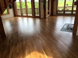 in a house with more than 24 rooms and 10 000 square feet refinishing the wood floors