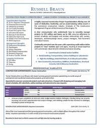 Resumes For Construction 21 Best Best Construction Resume Templates Samples Images Sample