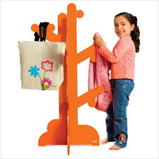 Toddler Coat Rack Wooden Clothes Rack For Kids From P'kolino 59