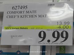 kitchen mats costco. Perfect Mats Photo 6 Of 8 Comfort Mate Chefs Kitchen Mat Costco  Apache Mills  Mats Home Design Ideas  To