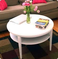 white round coffee table interesting round white coffee tables with adorable round white coffee table white