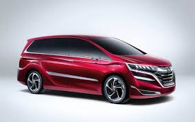 2018-Honda-Odyssey-front-view  A