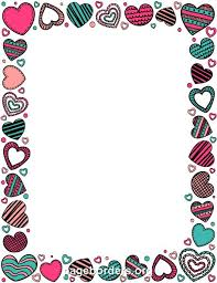 Small Picture 50 best heart borders images on Pinterest Clip art Tags and Leaves