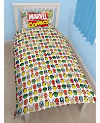 Marvel Comics Justice Single Panel Duvet Cover Set | Bedroom & Marvel Comics Justice Single Panel Duvet Cover Set Adamdwight.com