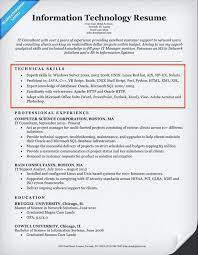 Skills Section Best Tips Technical Skills For Resume Outstanding