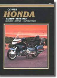clymer honda gl1500 gold wing 1988 1992 repair manual repair clymer honda gl1500 gold wing 1988 1992 repair manual