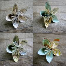 Paper Flower Folding How To Fold Paper Flowers Just Imagine Daily Dose Of