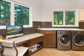 laundry office. Mohit Kitchen And Laundry Transitional-laundry-room Office